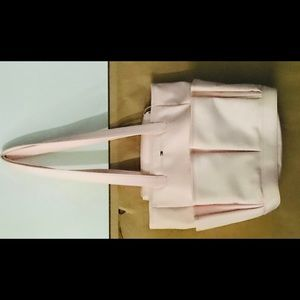 New Tommy Hilfiger Pink Baby Diaper Bag Tote